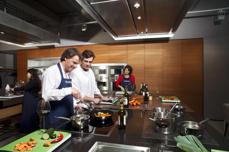 Helemaal jezelf zijn in de keuken inspiratiehuis 20 20 for Bosch inspiratiehuis
