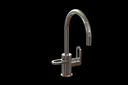 Aquaspot in keukenkraan uw keuken