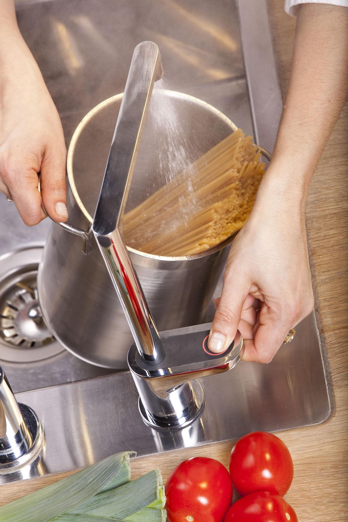 Aquaspot 3-in1 keukenmengkraan | Inventum