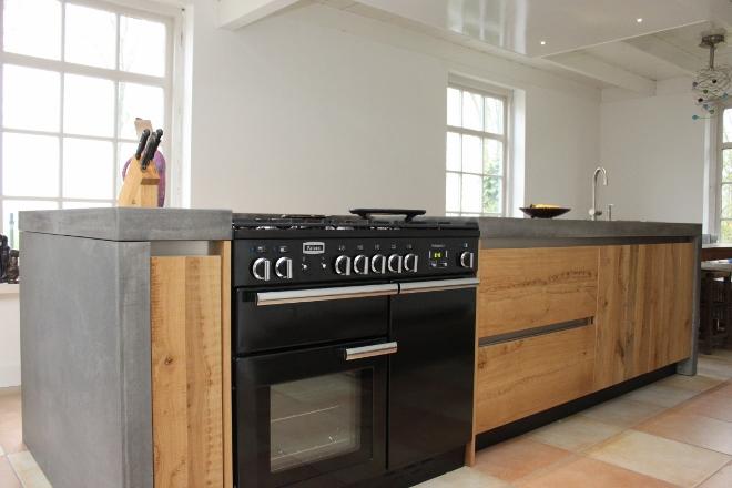 Eiken Keuken Beton : Maatwerk houten keukens van JP Walker – Nieuws Startpagina voor keuken