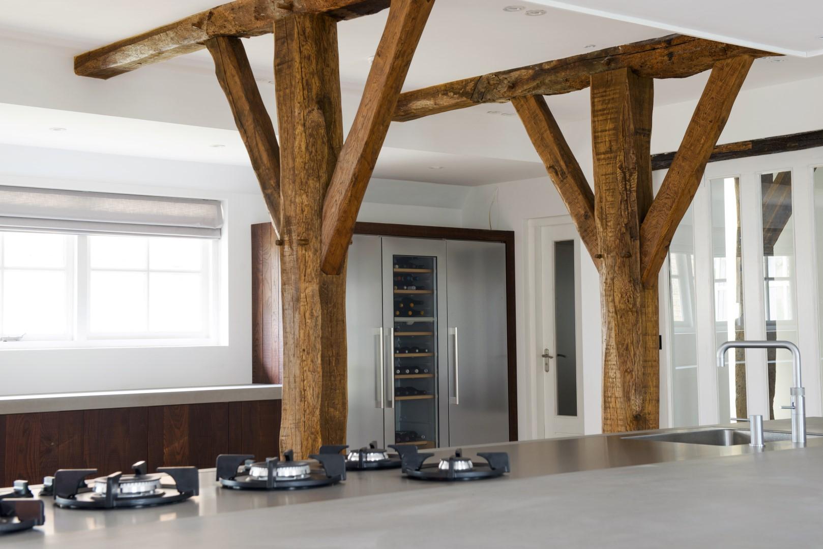 Keuken Beton Met Hout : Moderne houten keukens van JP Walker – Nieuws Startpagina voor keuken