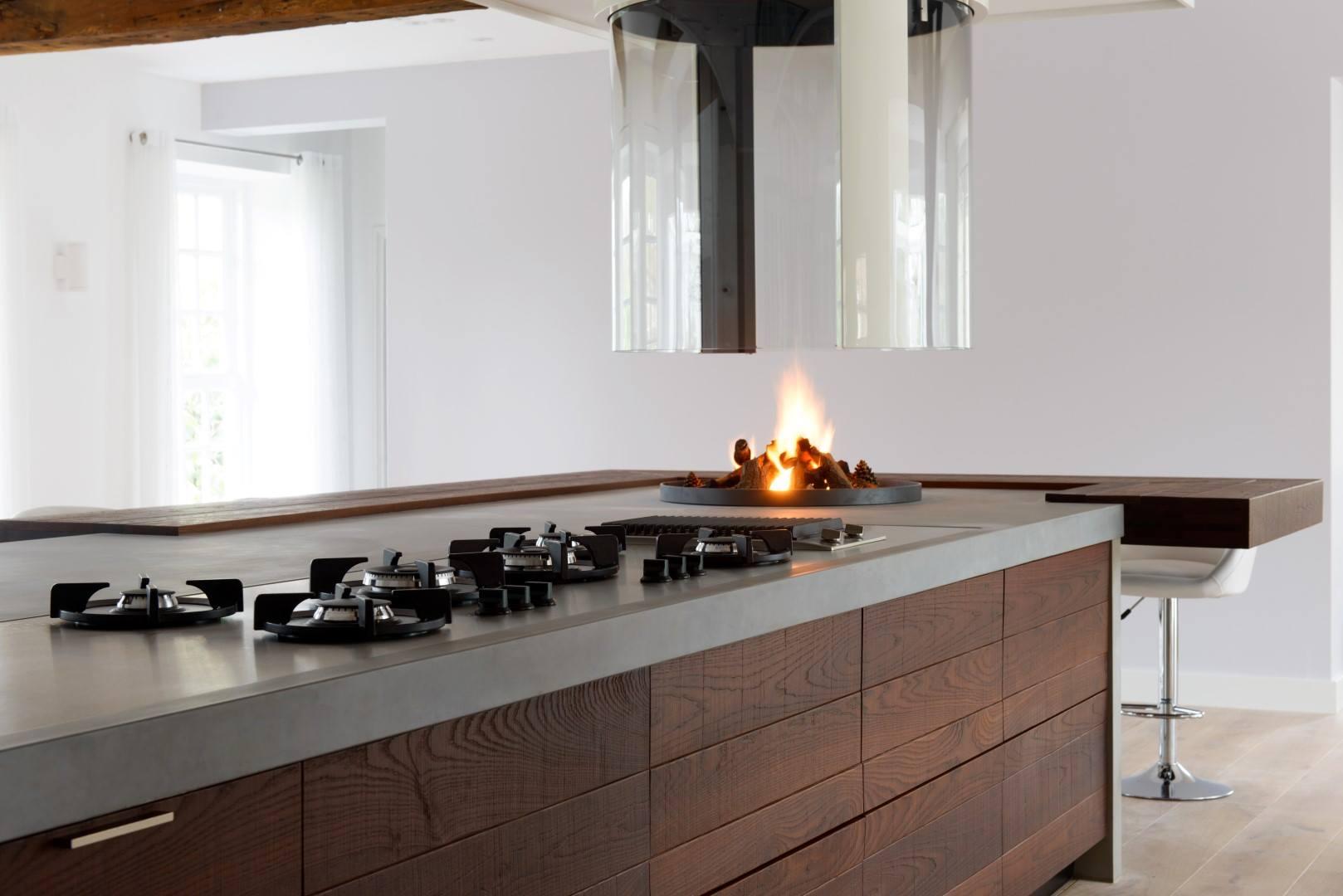 Keuken Bar Ideeen : Moderne houten keukens van JP Walker – Nieuws Startpagina voor keuken