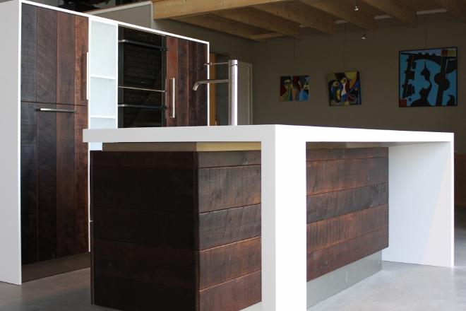Eiken Houten Keuken Te Ouddorp : Maatwerk houten keukens van JP Walker ...