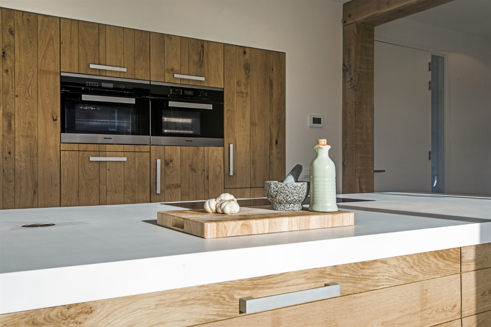 ... wit keukenblad - Nieuws Startpagina voor keuken ideeu00ebn : UW-keuken.nl