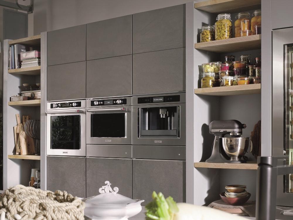 Nieuwe Design Keuken : Nederlands design voor kitchenaid inbouwapparaten wonen