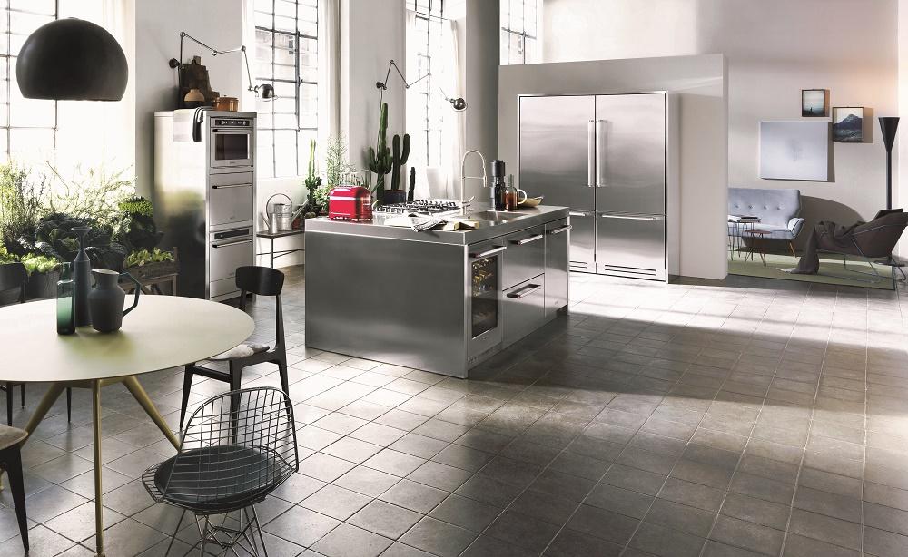 Afzuigkap Professionele Keuken: Brugman keuken falro. Met ...