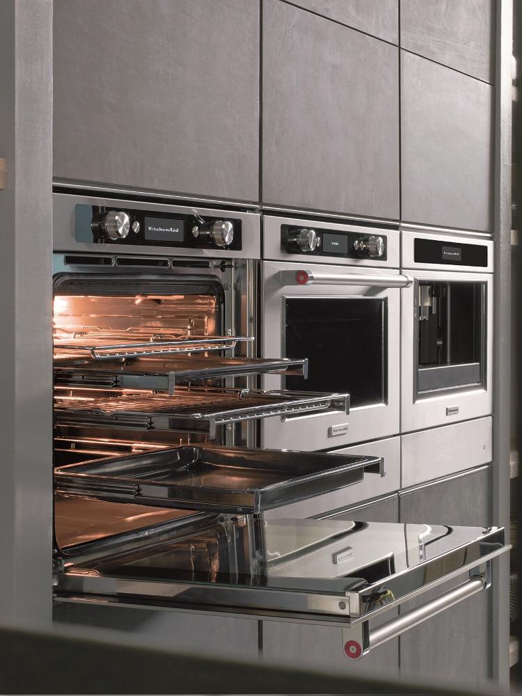 Keuken-inbouwapparatuur van KitchenAid