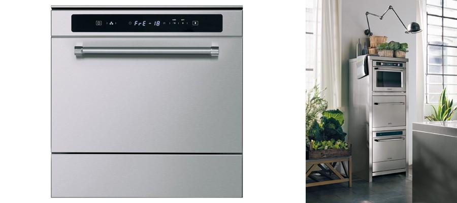 KitchenAid Shock Freezer en chef touch (stoomoven, vacuumlade en shock freezer) voor sous vide koken