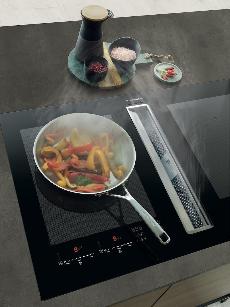 KitchenAid inductiekookplaat #inductie #inductiekoken #iinductiekookplaat #keuken #keukeninspiratie #kitchenaid