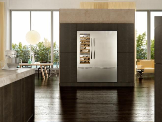 KitchenAid koelkast wijnklimaatkast Vertigo