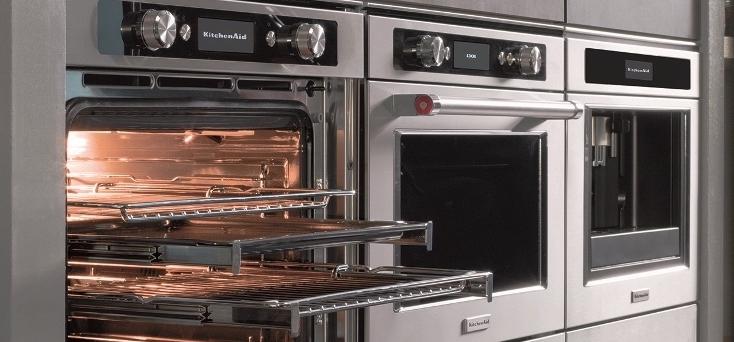 Alles over ovens. Multifunctionele oven van KitchenAid #oven #ovens #keuken