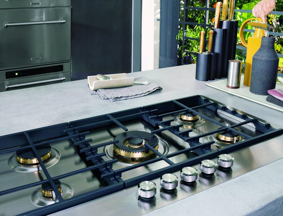 Kookplaat van KitchenAid