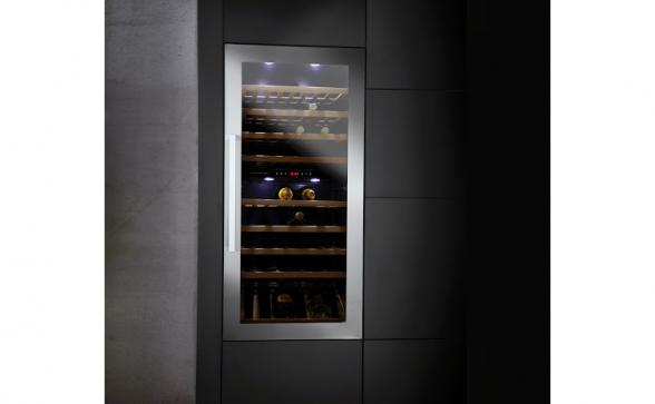 Inbouw wijnklimaatkasten van küppersbusch uw keuken