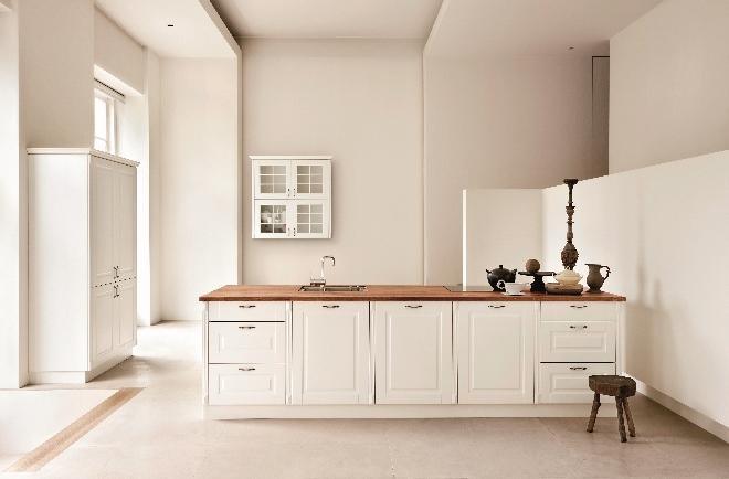 Kvik Rimini romantische keuken