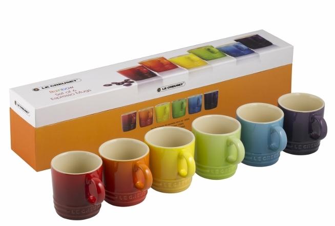Aardenwerken Mugs van Le Creuset voor koffie, thee, soep, tapas en dessert