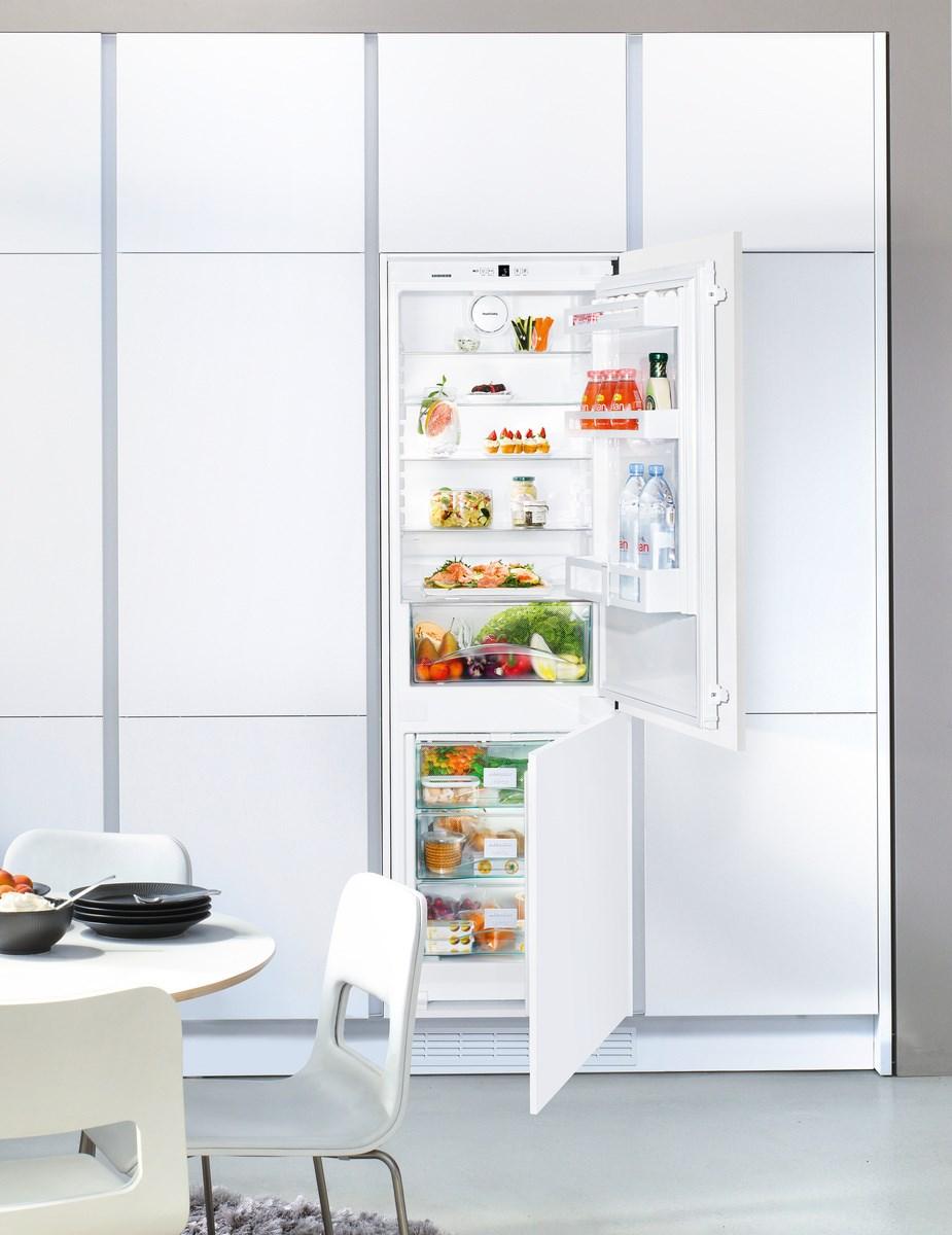 De beste inbouwkoelkast volgens de reviewers van Kieskeurig.nl - de Liebherr ICUS 3324 nofrost #koelkast #kieskeurig