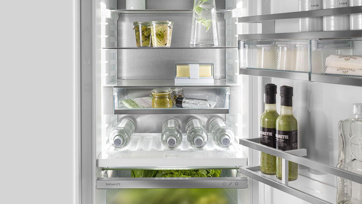 Liebherr inbouwkoelkast 2021 #koelkast #inbouwkoelkast #energiezuinig #liebherr