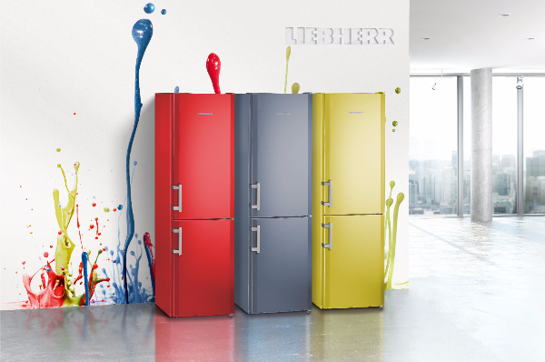 Liebherr ColourLine koel/vrieskasten