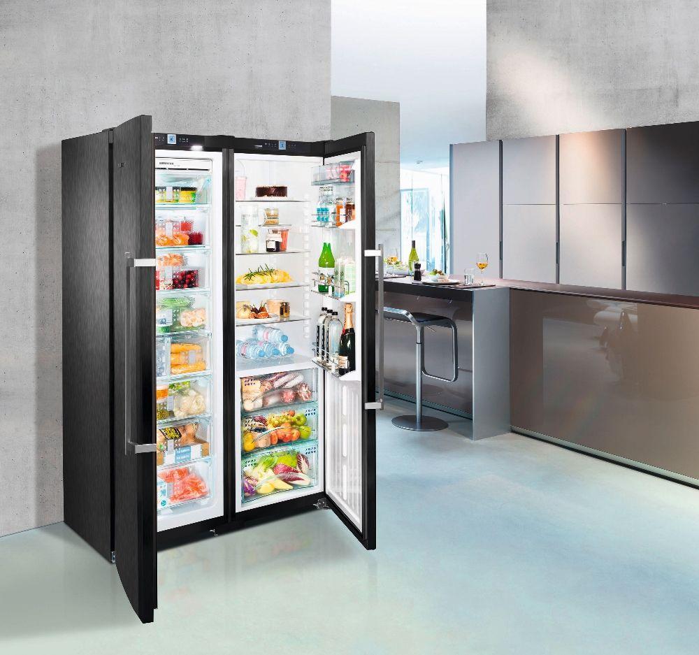 de nieuwste energiezuinige koelkasten van liebherr nieuws startpagina voor keuken idee n uw. Black Bedroom Furniture Sets. Home Design Ideas