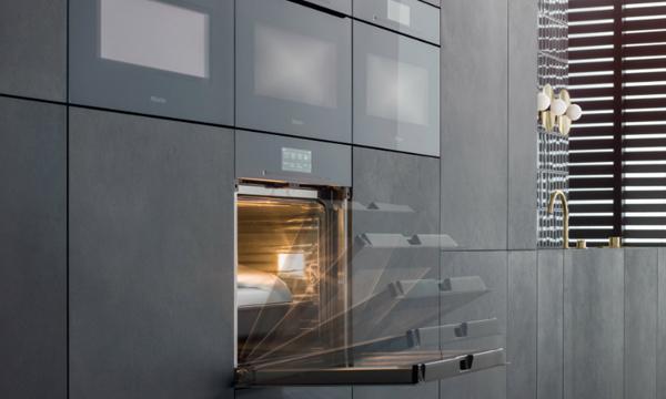 Miele greeploze ovens uit de ArtLine