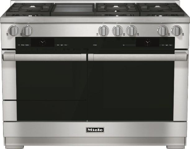 Miele Range Cooker met vijf functies in één apparaat