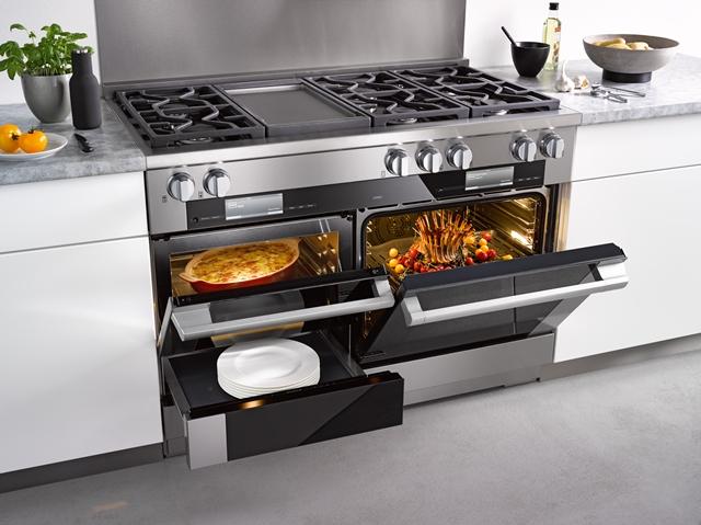 Amerikaans koken op de range cooker van miele nieuws startpagina voor keuken idee n uw - Model amerikaanse keuken ...