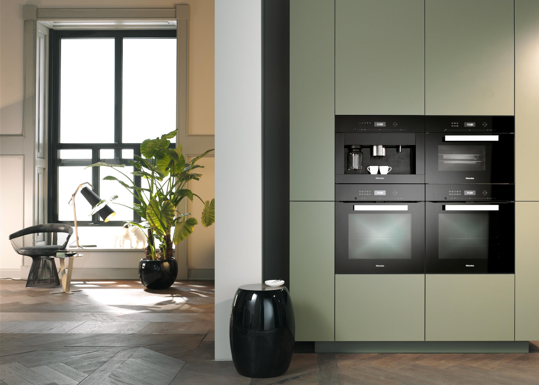 Newest trends in kitchen appliance colors - Inbouwapparatuur Miele 6000 Serie Nieuws Startpagina