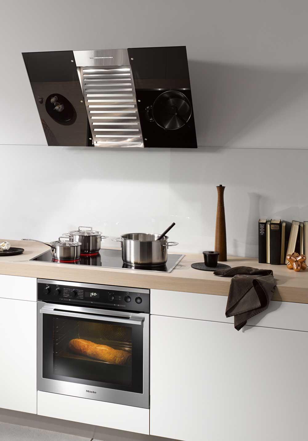 Koken, bakken en braden in de nieuwe CulinArt Gourmet oven van Miele