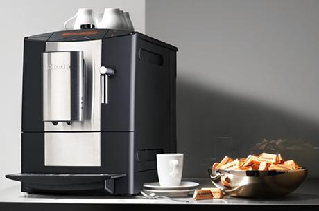 Miele vrijstaande koffiemachine barista CM 5200
