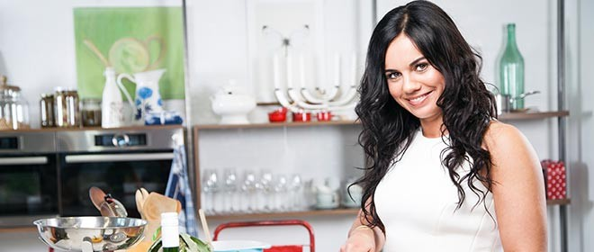 TV-chef Roberta Pagnier en Miele: culinaire online video's en heerlijke recepten #koken