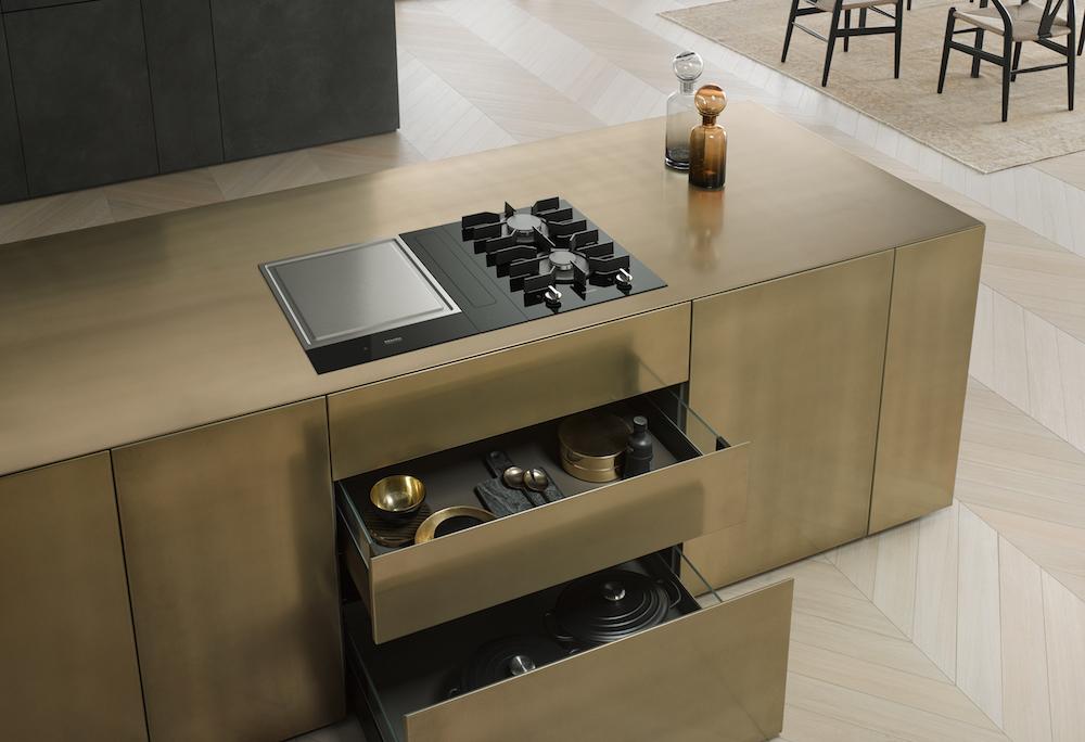 koken in stijl met de nieuwste kookplaten van miele nieuws startpagina voor keuken idee n uw. Black Bedroom Furniture Sets. Home Design Ideas