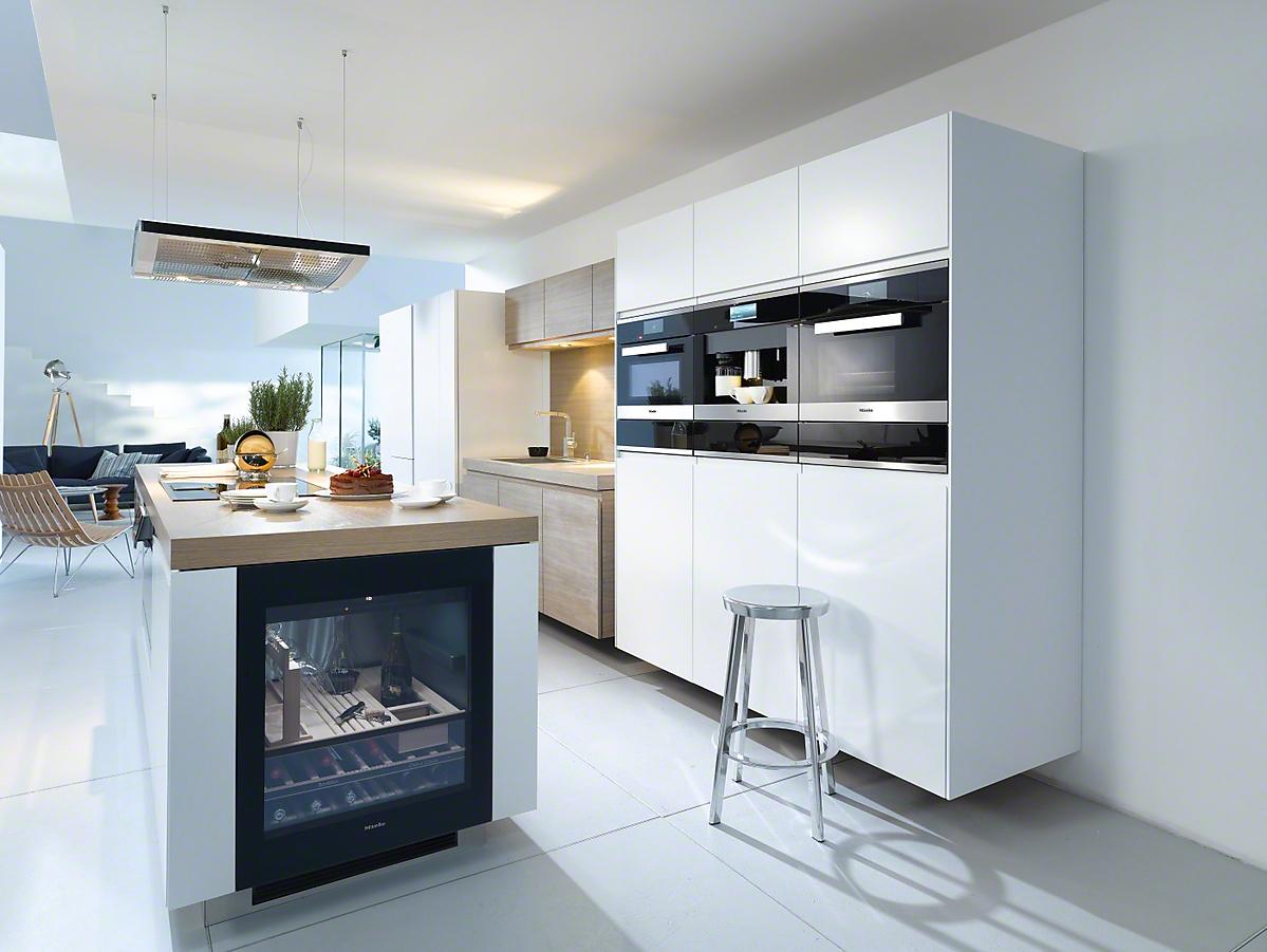 Wijn perfect op temperatuur met miele wijnklimaatkasten nieuws startpagina voor keuken idee n - Land keuken model ...