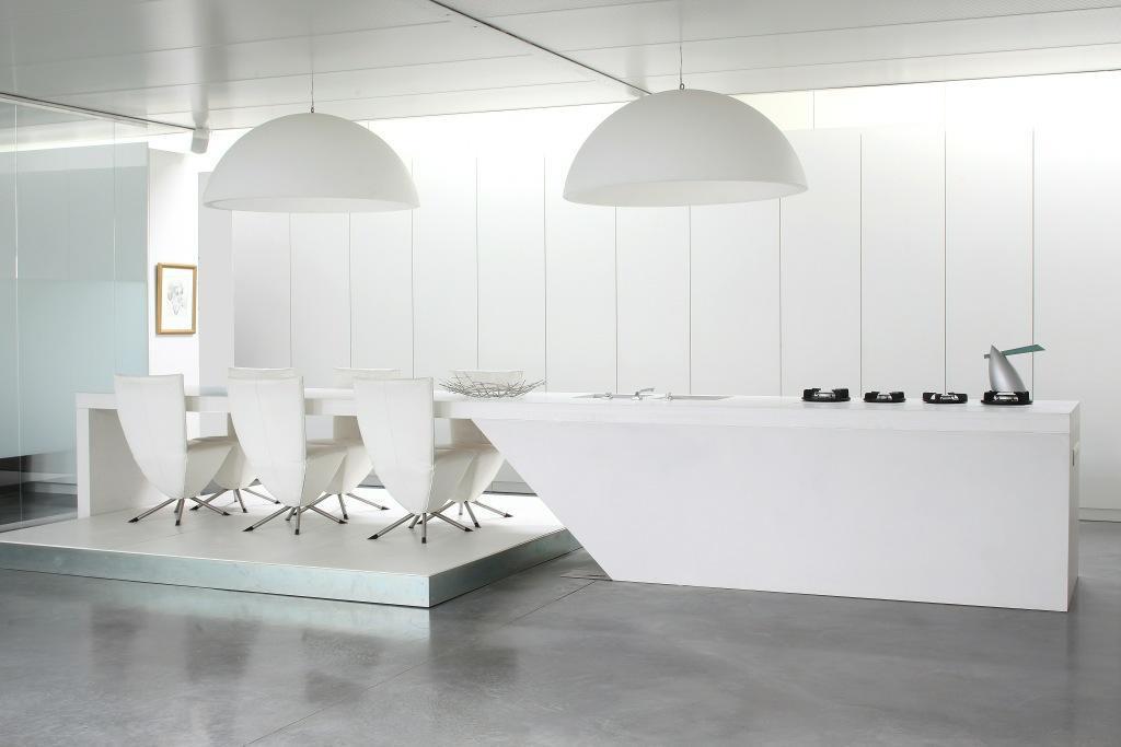 Zwevende Vloer Keuken : Design Keuken met Pitt Cooking Betonkeuken.nl