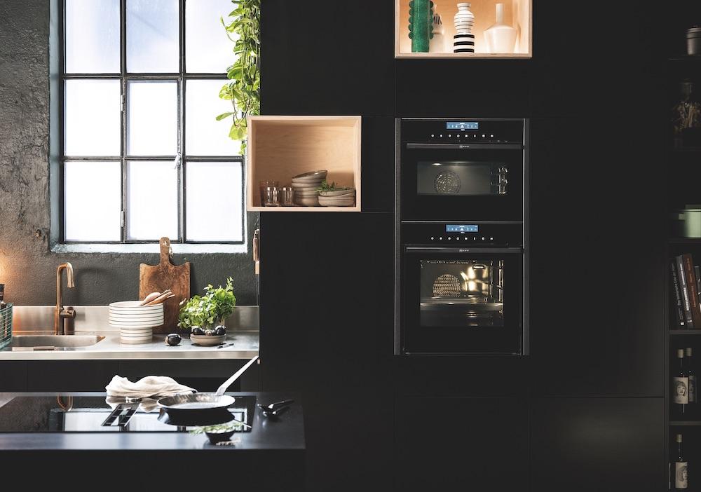 Neff keukenapparaten Graphite Grey #oven #neff #inbouwapparaten #keukenapparaten #graphitegrey #inbouwapparatuur