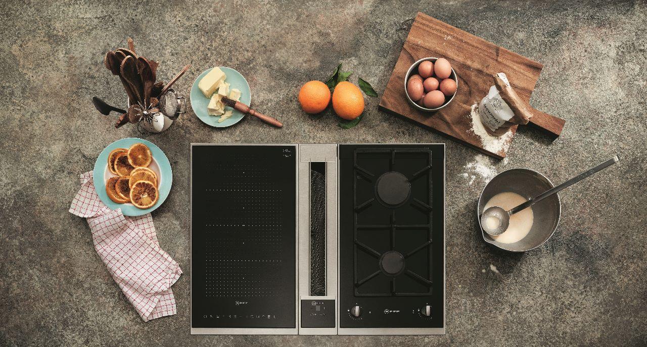 Innovatief neff ventilatiesysteem voor kookliefhebbers for Keukenapparatuur hoofddorp