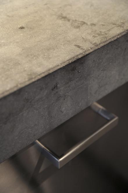 Keuken werkblad van natuursteen via Norvold International