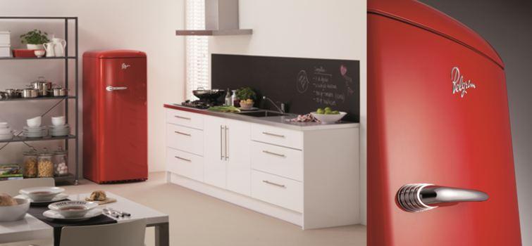pelgrim retro koelkast  nieuws startpagina voor keuken ideeën, Meubels Ideeën