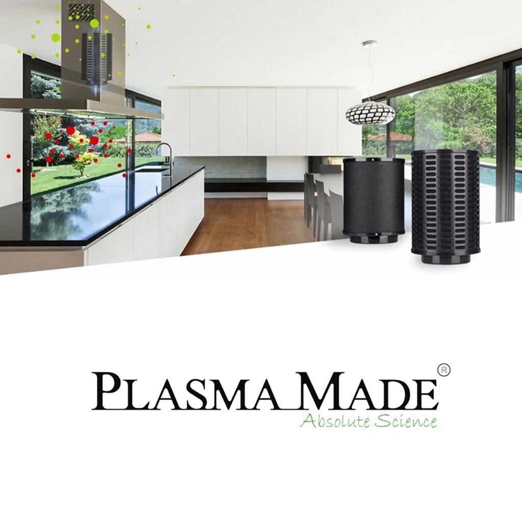 Plasmamade recirculatie filter voor afzuigkap #keuken #keukenidee #recirculatie