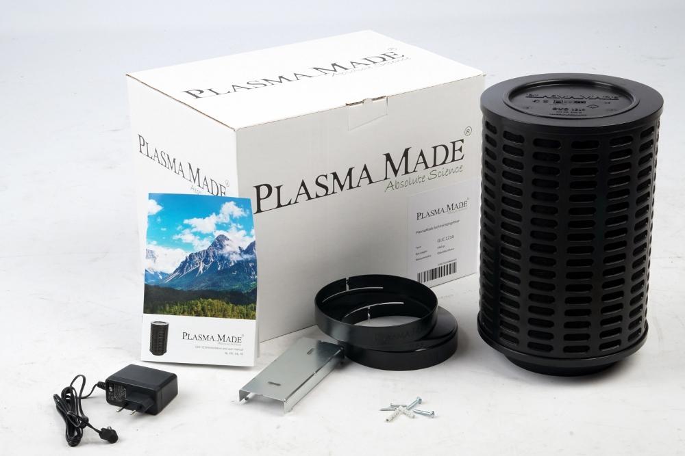 PlasmaMade filter - recirculatie filter voor afvoerloze afzuigkap