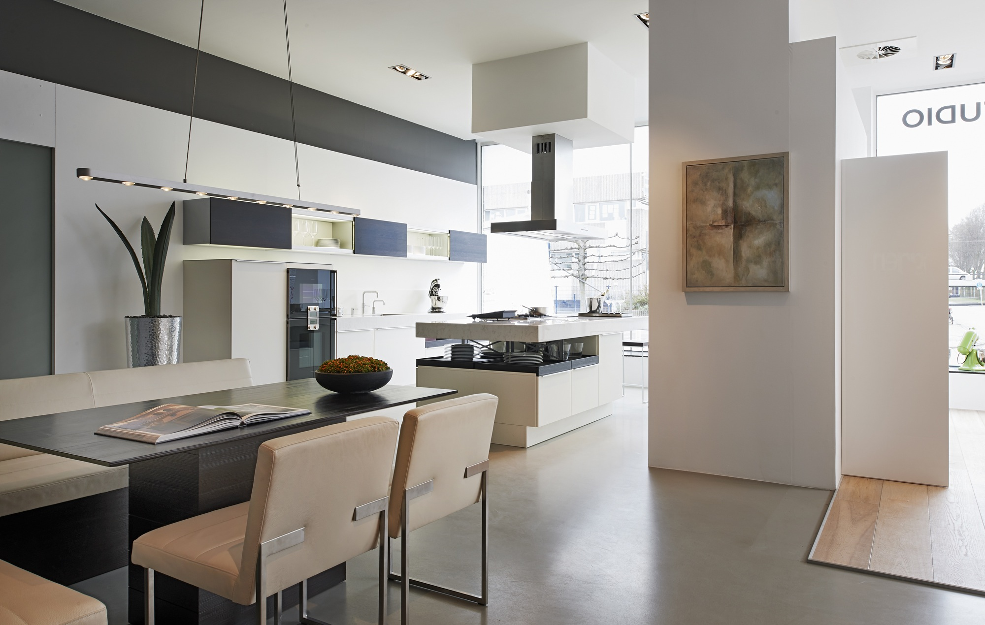 Poggenpohl keuken design studio amsterdam