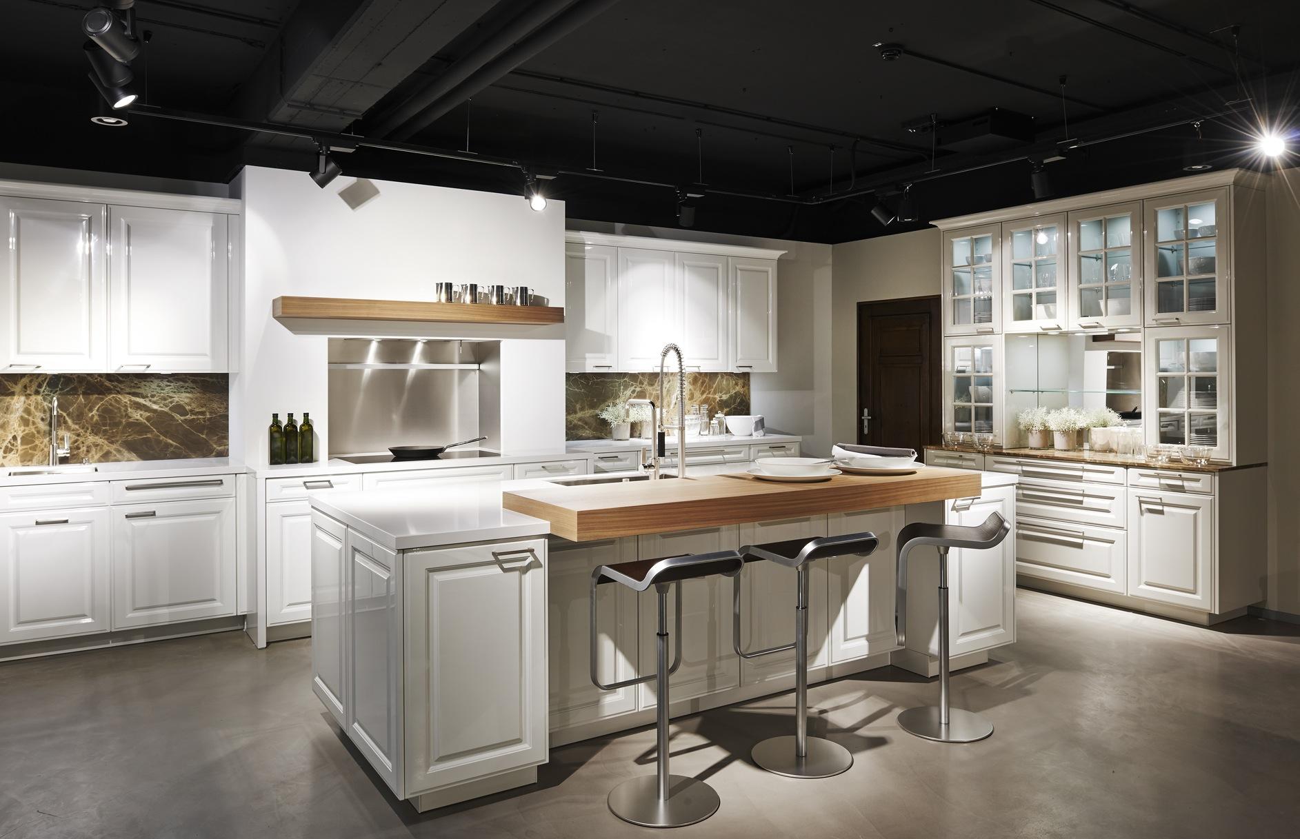 Keuken In Souterrain : Poggenpohl creëert variatie door keukenfronten uw keuken.nl