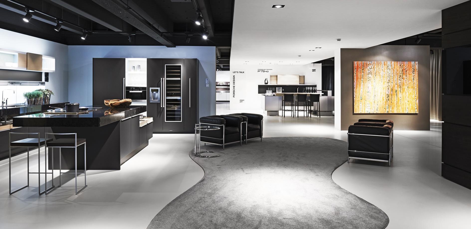 Poggenpohl design keuken
