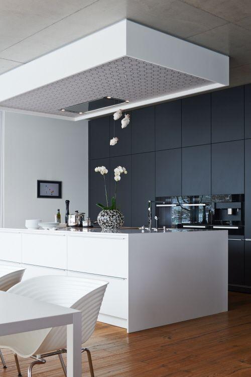 Designkeuken met kookeiland - op maat gemaakt #Poggenpohl