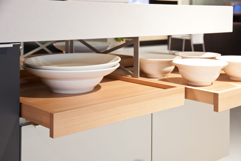 Poggenpohl Plusmodo keuken trays