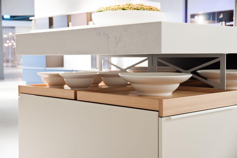 Poggenpohl keuken Plusmodo trays