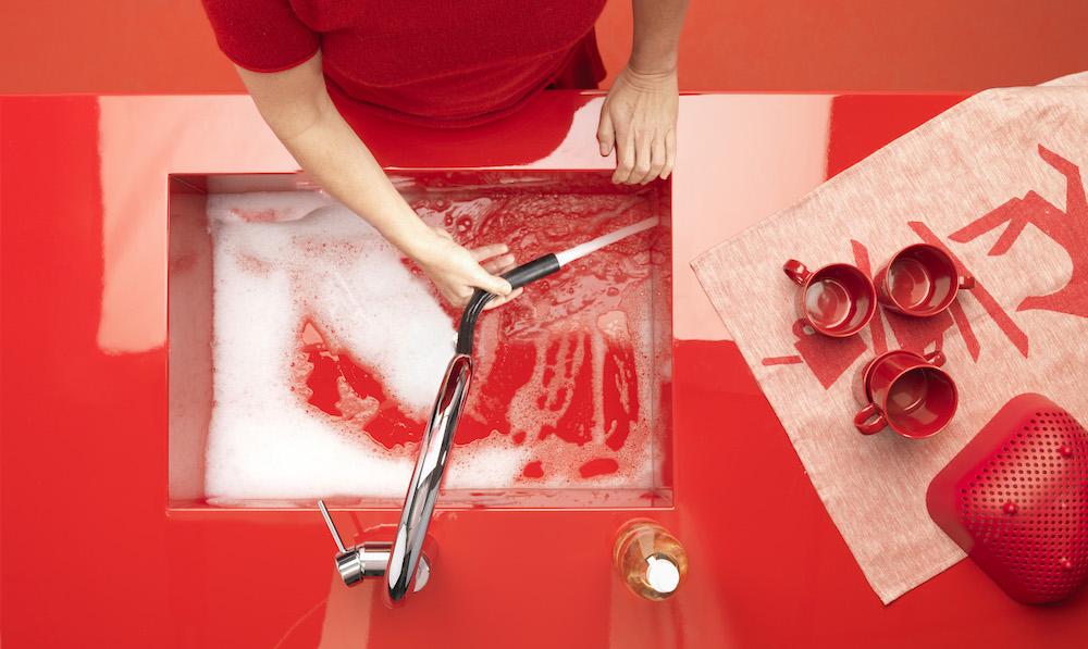 Keuken Met Quooker : Quooker kokendwaterkraan met flexibele uittrekslang: Quooker Flex