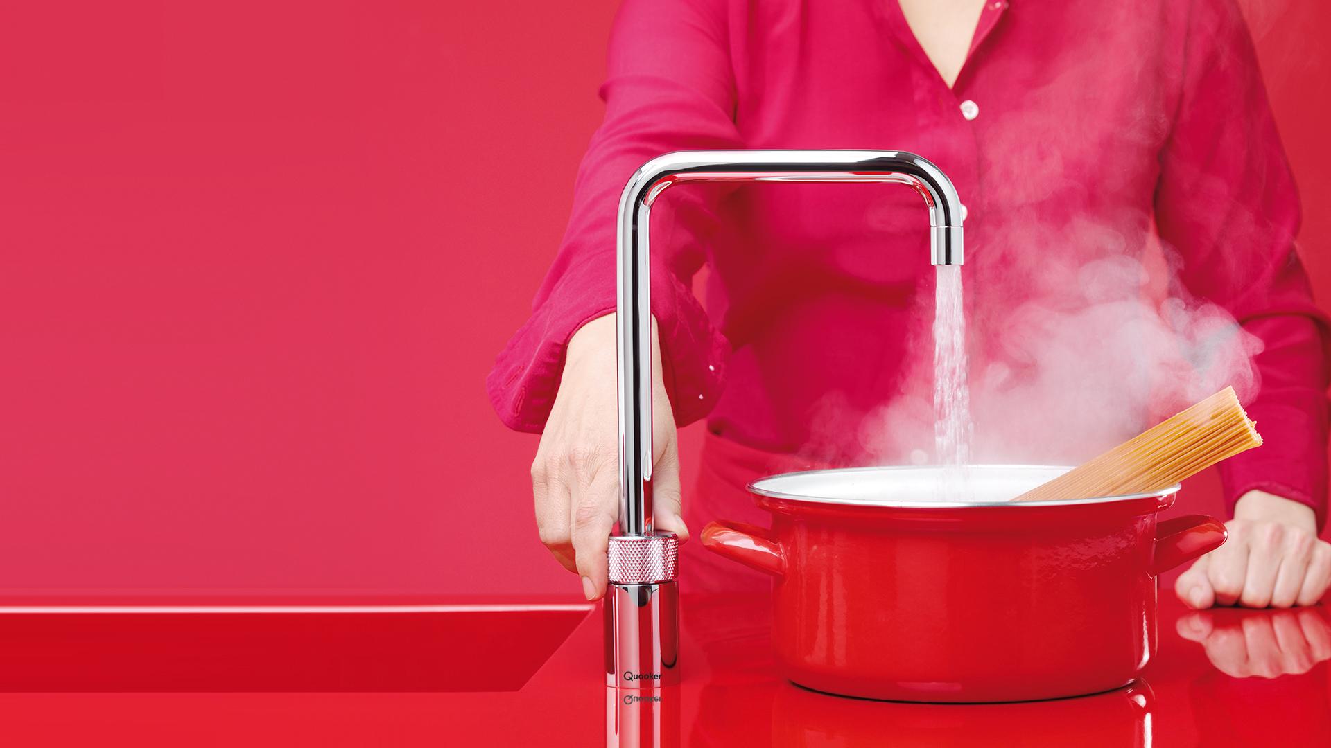 Keuken Met Quooker : Kokend water kranen Startpagina voor keuken idee?n UW-keuken.nl