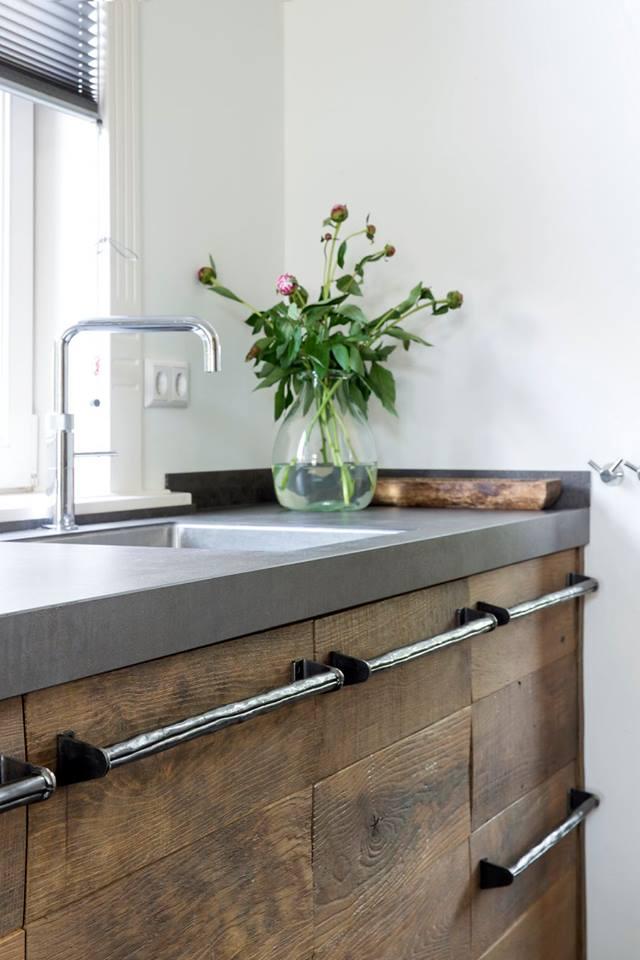 Keukeninspiratie! Oud houten keuken van RestyleXL - Nieuws ...
