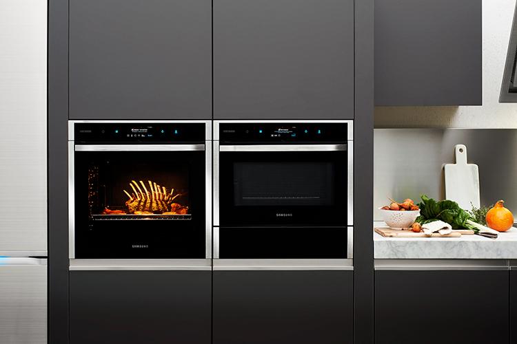 De nieuwste ovens van Samsung - Vapour Cook Ovens uit de Chef Collection