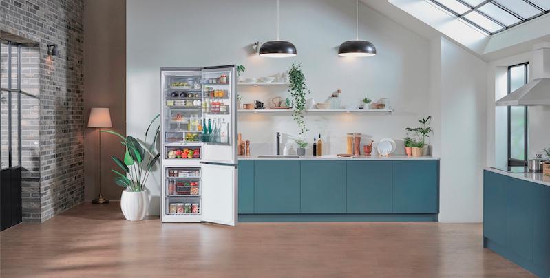 6 tips voor een slimme koelkastindeling tegen voedselverspilling #koelkast #samsung #bewaartips #keuken